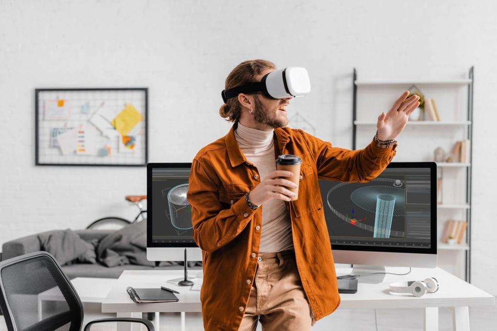 AR, VR, Hello, Future